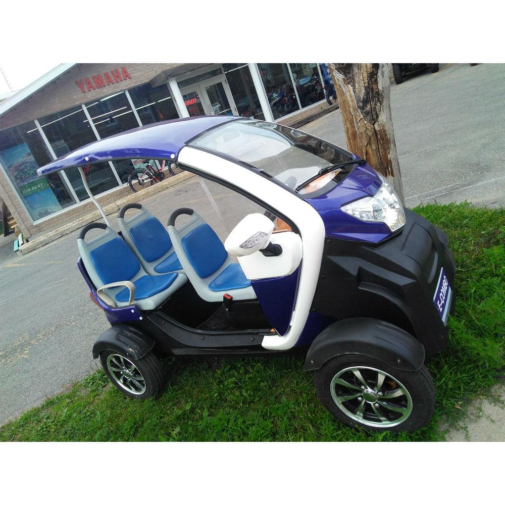 Electric Scooters For Sale >> Quadriporteur E-COMBO | Séguin Sport
