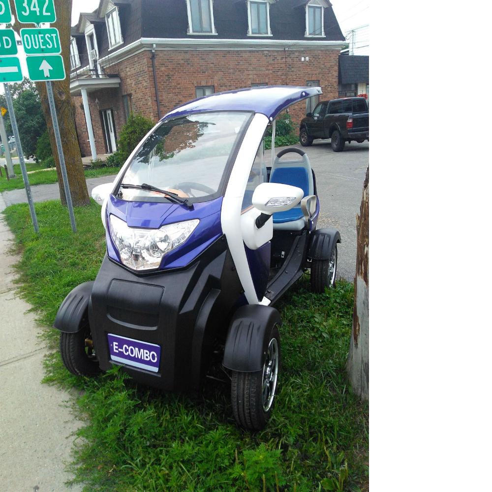 Used Mobility Scooters For Sale >> Quadriporteur E-COMBO | Séguin Sport
